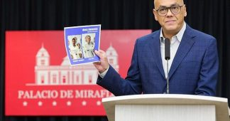 Venezuelan Gov't Presents Evidence of Alleged Opposition Paramilitary Plot