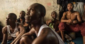 Refugees in Libya 'tortured' for breaking out of detention centre