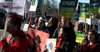 'We are all militant again': Trade unions ready to fight in today's more left-wing America
