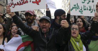 Situation explosive en Algérie