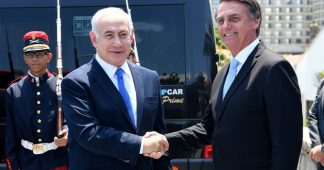 Fascists of the world Unite! Bolsonaro in Israel to help Netanyahu
