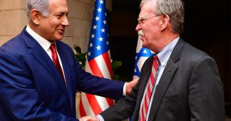 Bolton, the Defender of Israel