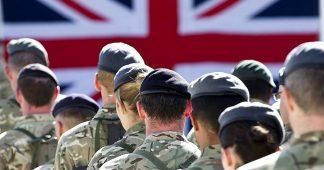 British Troops Are Active in Combat in Yemen