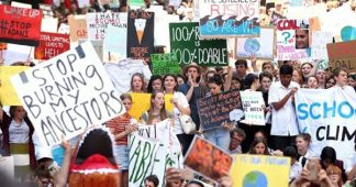 The Youth Climate Strike