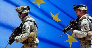 The Cold War and EU Army