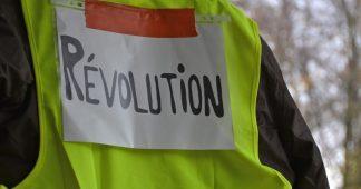 APPEL A UNE REVOLUTION POPULAIRE PAR LA BASE