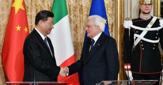 Rome allies with China – Salvini against