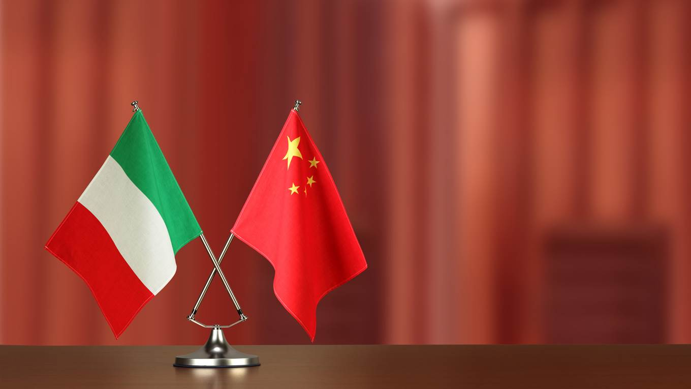 Italy Is Turning Away From the Chinese Communist Regime