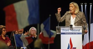 The relationship between Israel and Marine Le Pen