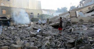 The War in Yemen is Not a War, It is a Massacre