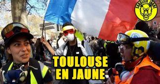 Toulouse Acte 20 – Tour de France des Gilets Jaunes – 14 ème étape