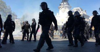 Acte XXIII des gilets jaunes: une journée de répression pour la presse