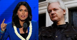 Toe the line or go to jail: Tulsi Gabbard says Assange arrest is a message to Americans
