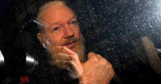 Wikileaks Founder's Life In Danger If Extradited To U.S.