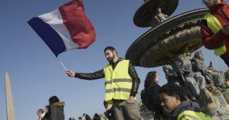 APPEL AUX GILETS JAUNES D'ILE-DE-FRANCE A HEBERGER DES GJ LE 1ER MAI