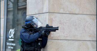 Manifestation de Gilets jaunes à Saint-Etienne: un adolescent de 14 ans perd un œil à la suite d'un tir de LBD, une enquête ouverte