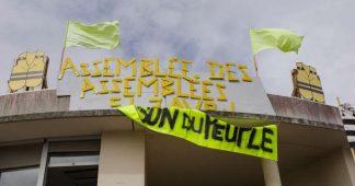 Les gilets jaunes après l'assemblée de Saint-Nazaire