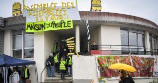 Saint-Nazaire Assemblée des Assemblées: Retrouvons notre pouvoir de décision, place aux assemblées citoyennes