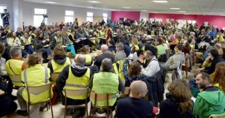 Gilets jaunes : l'Appel de l'Assemblée des Assemblées de Saint-Nazaire