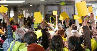 Saint-Nazaire Assemblée des Assemblées: Appel à l'action et à la mobilisation pour la période des élections europennes