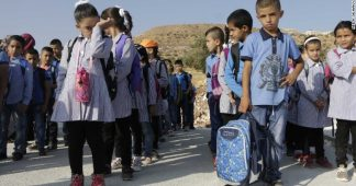 Israel demolishes schools for Palestinians, citing lack of permits