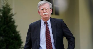 Bolton (Netanyahu): Τhe Neocon architect of the Caracas Coup