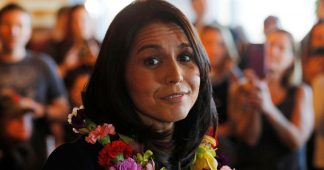 Where's Tulsi? The Hill forgets Gabbard when listing candidates who qualify for primary debates