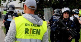 Gilets jaunes : un acte 28 à la veille des européennes (EN CONTINU)