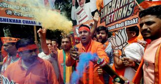 As the far-right wins Indian elections, progressive forces vow to resist