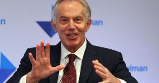 Tony Blair launches most critical attack yet on Jeremy Corbyn over Brexit