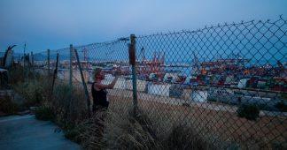 Au port du Pirée, le taux de chômage est proche des 80%