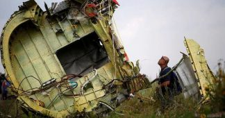 Malaysian PM Mahathir says Russia being made a scapegoat for downing of flight MH17