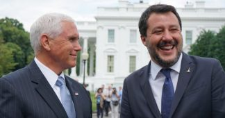Salvini: The best ally of Netanyahu and the Americans in Europe!