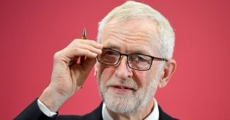 Corbyn says any new Brexit deal should require a new vote, hinting at Labour 'remain' swing
