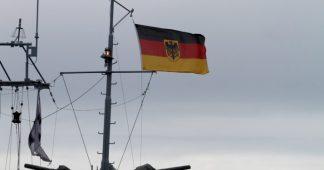 Germany's new gunboat diplomacy