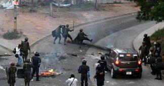 Honduras. Un país en llamas. Entrevista a Gilberto Rios, Dirección Nacional del partido Libre