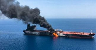 Without a shred of evidence, U.S. accuses Iran of attacking tankers