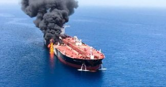 Japan demands more proof from U.S. that Iran attacked tankers