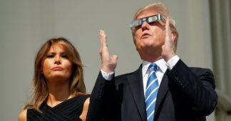 World Danger: Donald Trump, an illiterate US President (Calligula's horse in power)
