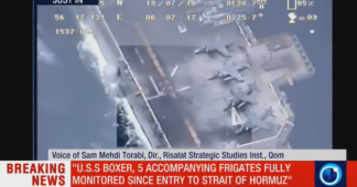 'Sheer lie': Iran elite military show VIDEO 'proving' no drone downed by US in Strait of Hormuz