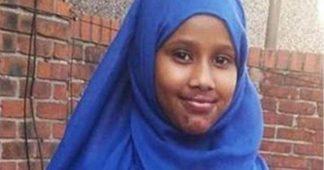 Hundreds protest over drowning of refugee schoolgirl in UK