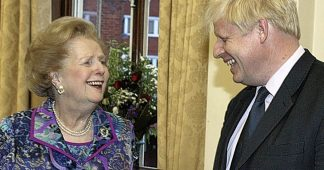 Johnson's Westminster Cabinet is Far to the Right of Thatcher