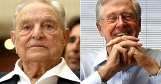 In an astonishing turn, George Soros and Charles Koch team up to end US 'forever war' policy
