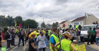 Adama Traoré : appel à la «convergence» avec les Gilets jaunes lors de la marche hommage
