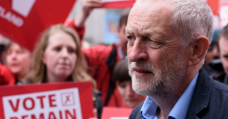 Corbyn says Labour would back remain in Brexit referendum