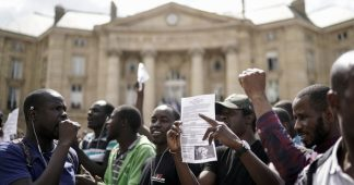 'We're not slaves': New doc explores Black Vest protests for migrant workers' rights in France