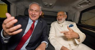 Netanyahu, Modi celebrate Israel-India ties via Twitter