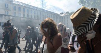 #JusticePourSteve : plusieurs rassemblements, premiers heurts à Nantes