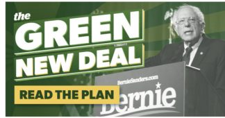 Sanders Calls for Public Ownership of New Renewable Energy