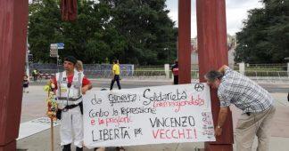 Jean Marie Petitjean : 14ème jour de gréve de la faim